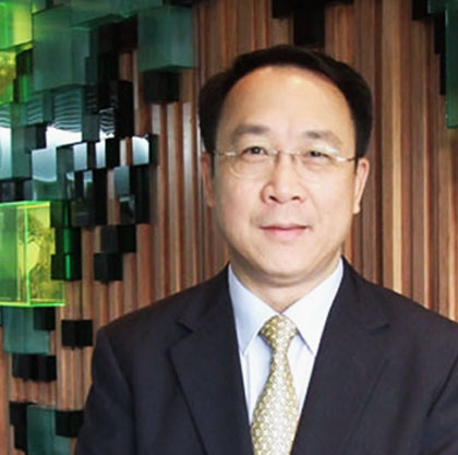 Professor Chen, Yongqin David